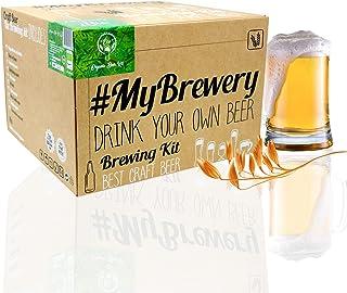 #Cervezanía Bio Pilsen Ale kit de Brassage My Brewery. Faire sa bière Maison. Matières premières Biologique accréditées. I...