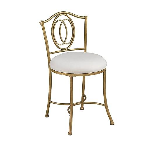 Pleasant Vanity Stools Amazon Com Ibusinesslaw Wood Chair Design Ideas Ibusinesslaworg