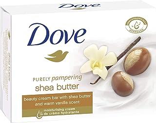 Dove Wasstuk Beauty Cream Bar met sheaboter, vanille en 11/10 4 moisturizer en milde reinigingssubstansen voor dagelijks g...