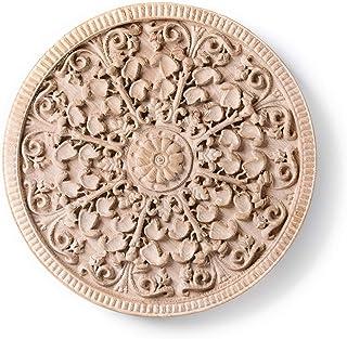 El mantel de madera hecho a mano de madera de roble es el mejor para servir platos calientes y utensilios Trébedes Barco d...
