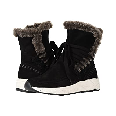 Earth Roamer (Black Suede) Women