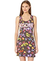 Moschino - Jersey Stretch Dress Cover-Up