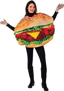 Men's Burger Costume
