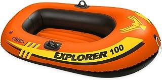 قایق بادی تک نفره مدل Explorer 100 محصول Intex.
