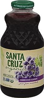Santa Cruz Organic Concord Grape Juice, 1 Quart