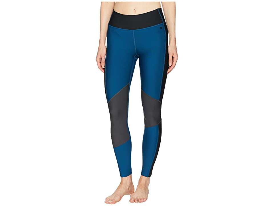 Hurley Surf Street Ready Leggings (Blue Force) Women