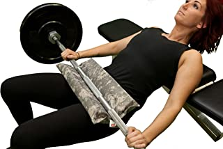 The Hip Thrust Pad - Barbell Pad for Hip Thrusts