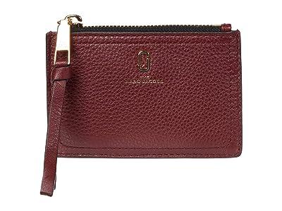 Marc Jacobs Top Zip Multi Wallet (Muscat) Wallet Handbags