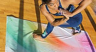 Hot Yoga Towel,Non-Slip Yoga Mat Cover,Eco-Friendly,Exclusive Pockets Cover Each Corner of The mat,Microfiber Yoga Towel,I...