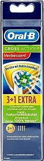 Oral-B CrossAction 4 pieza(s) Azul, Verde, Blanco - Cabezal (4 pieza(s), Azul, Verde, Blanco, Oral-B)