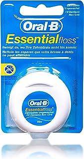 5Pack Oral-B Essentialfloss nić dentystyczna, niewoskowana 5 x 50 m