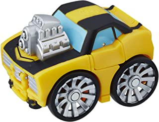Playskool Heroes Transformers Rescue Bots Flip Racers Bumblebee