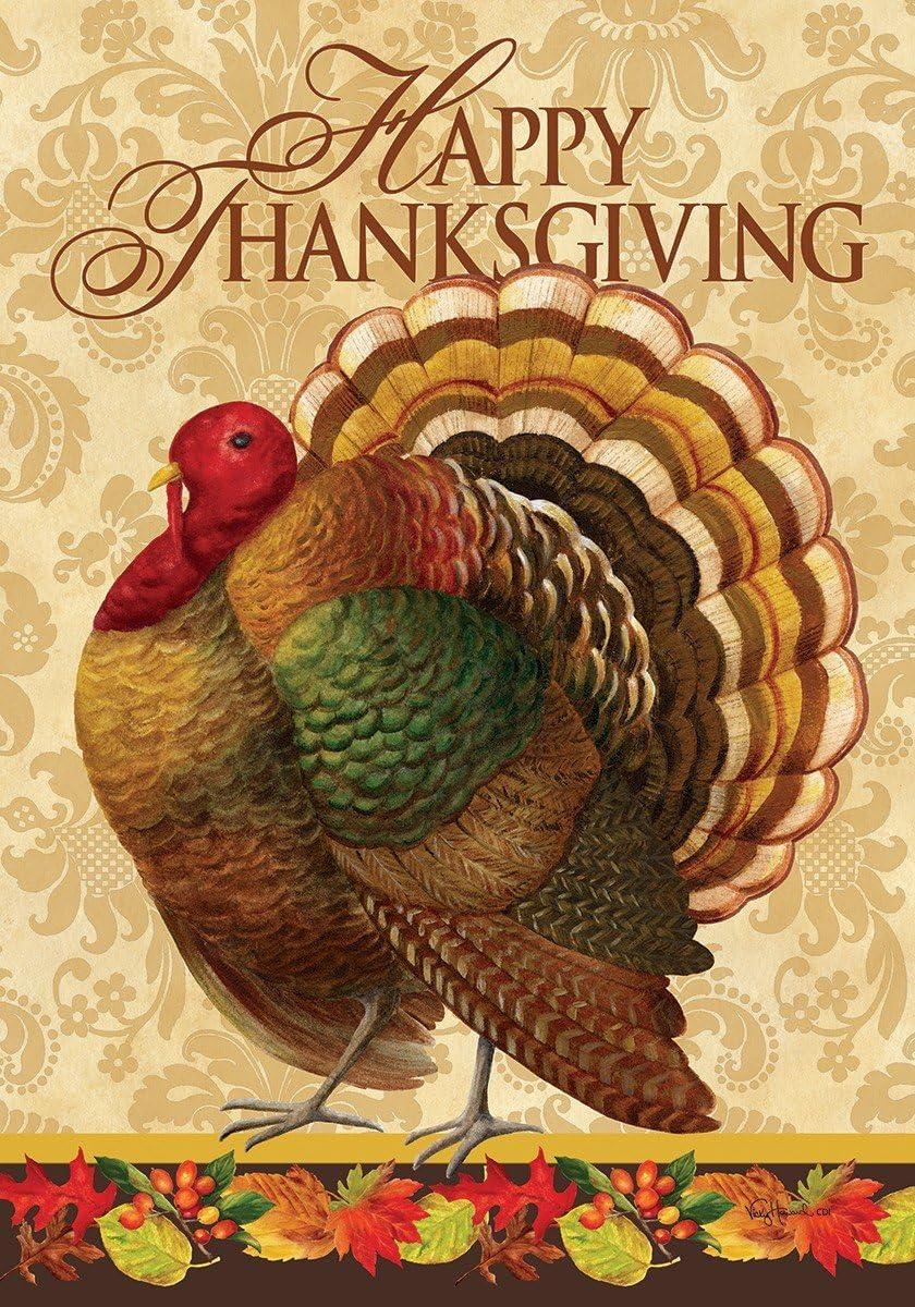 Thanksgiving Turkey Charlotte Mall - Standard Size 28 Max 50% OFF 40 Decorati X Inch
