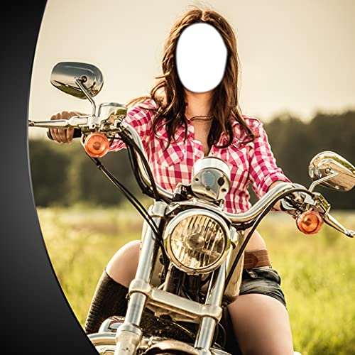 Éditeur de filles et de motos