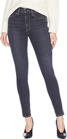 Barbara High-Rise Ankle High-Waisted Skinny Jeans in Five Star