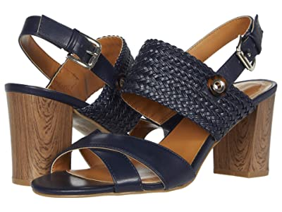 Bandolino Dante 8 (New Luxe Navy/New Luxe Navy) Women