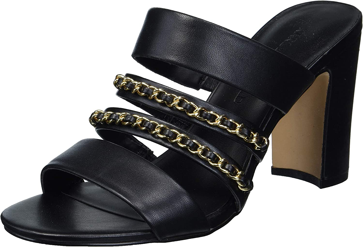 Gifts Karl Lagerfeld Paris Women's Cambrie Heeled Ranking TOP9 on Sandal Slip