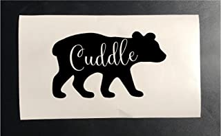 black bear stencil