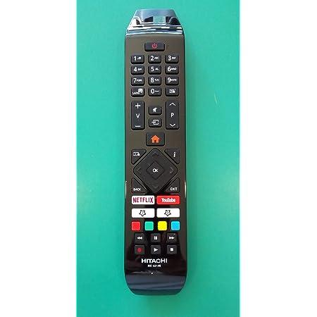 Genuine Hitachi 32HE2000 TV Remote Control