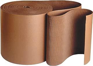 Singleface Corrugated Roll, B-Flute, 48