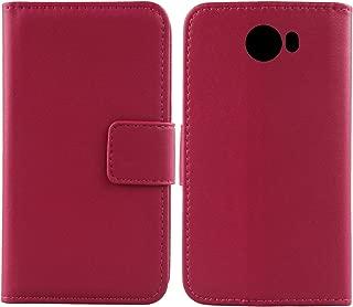 Gukas Design Genuine Leather Case for Elephone S8 6