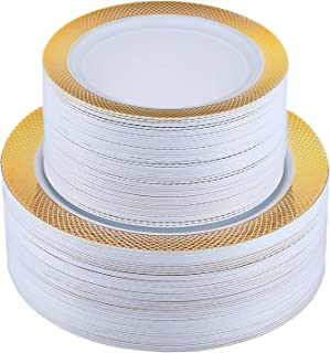 Best 200 plastic plates Reviews