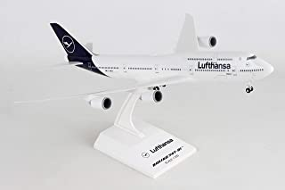 SKYMARKS 1/200 ルフトハンザ航空 B747-8i スタンド付き ギア付き
