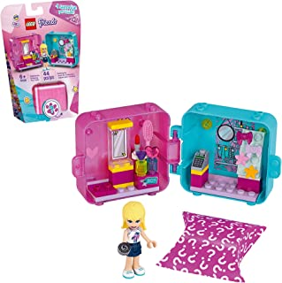 LEGO Friends Stephanie's Shopping Play Cube 41406 Building Kit, Mini-Doll Set That Promotes Creative Play, New 2020 (44 Pi...