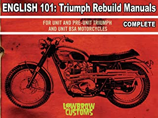 English 101: Triumph Engine Rebuild Series