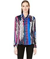 Versus Versace - Abstract Print Shirt