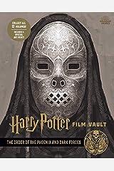 Harry Potter: Film Vault: Volume 8: The Order of the Phoenix and Dark Forces (Harry Potter Film Vault) Kindle Edition