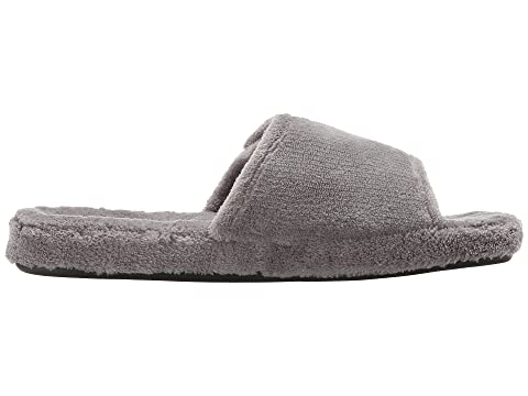 Acorn Slide BlackGrey Spa Spa Slide BlackGrey Acorn Acorn Slide Spa BlackGrey vYRqz14R