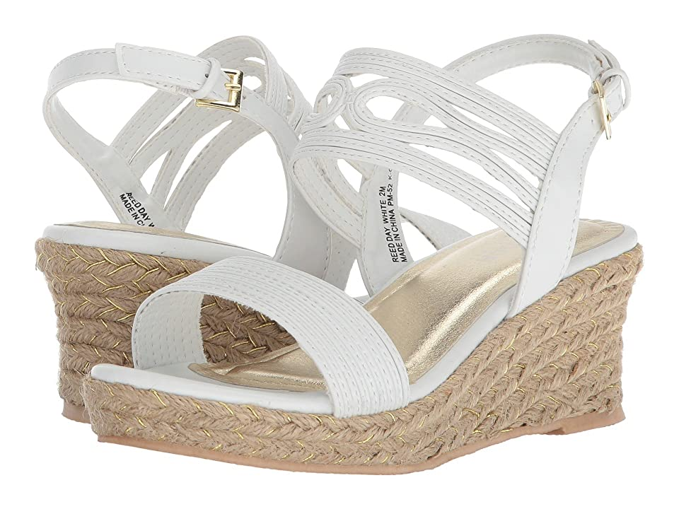 Kenneth Cole Reaction Kids Reed Day (Little Kid/Big Kid) (White) Girl