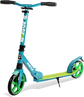 Hurtle Scooter – Scooter for Teenager – Kick Scooter – 2 Wheel Scooter with..