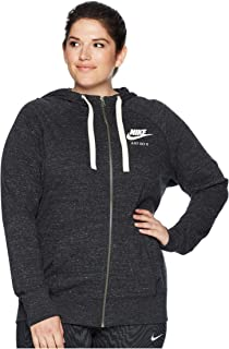 Nike Womens Gym Vintage Full Zip Hoodie