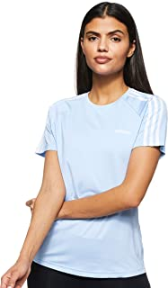 adidas Women's Women D2M 3S T-Shirt T-SHIRTS