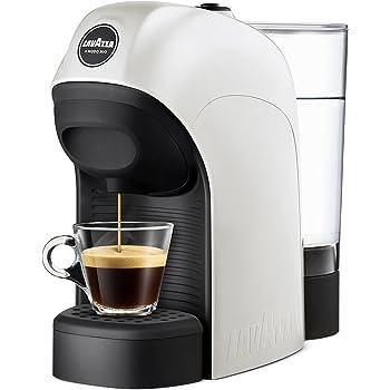 Lavazza A Modo Mio Lavazza - Máquina de café Modelo Tiny - 1450 W de Potencia - Capacidad 0,75 litros Bianco: Amazon.es: Hogar