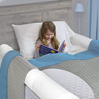 bed rail queen size bed