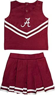 University of Alabama Crimson Tide Toddler and Youth 3-Piece Cheer Dress