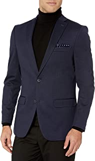 Van Heusen Men's Slim Fit Knit Blazer