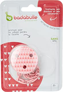 Badabulle Soother holder , Piece of 1