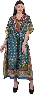 فستان حريمي طويل صيفي بدون أكمام من RADANYA كاجوال فضفاض مقاس حر