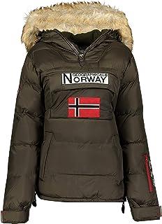 Geographical Norway - Chaqueta de Plumas para Mujer