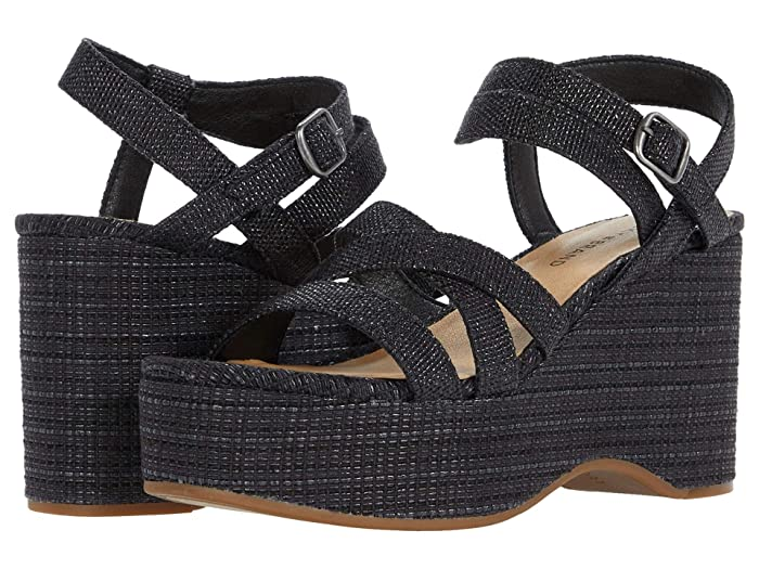 Lucky Brand  Carlisha (Black) Womens Shoes