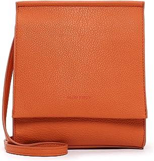 SURI FREY Umhängetasche Maddy 12730 Damen Handtaschen Uni orange 610 One Size