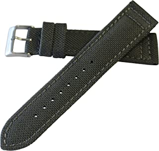 blue cordura watch strap