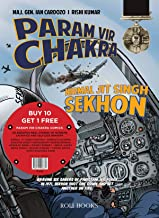 PARAM VIR CHAKRA - SET OF 11 COMICS