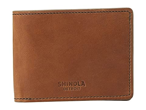 Shinola Detroit Slim Bifold 2.0 Harness