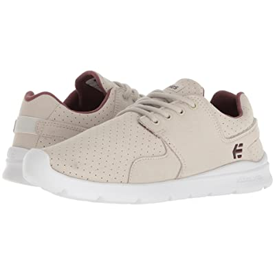 etnies Scout XT (Grey/Burgundy) Women