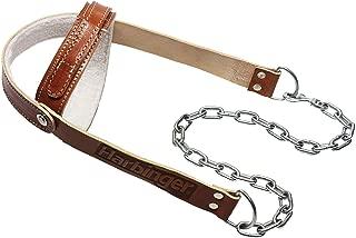 Harbinger Padded Leather Head Harness